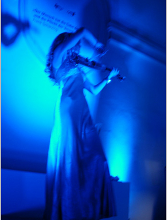 Ute Passionflower playing live for Bombay Sapphire Vienna