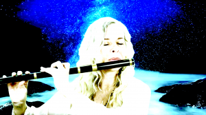 Ute Apfelstedt Passionflower is playing live on Insight Timer, coming Sunday at 9pm CET